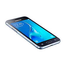Смартфон Samsung Galaxy J120 J1 Black, фото 2