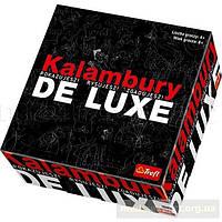 Игра trefl каламбуры de luxe 01016