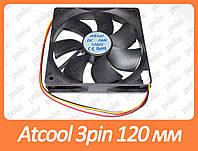 Вентилятор (кулер) для корпуса 3pin 120мм Atcool 12025