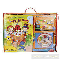 Книжка ks kids книжка ks kids день рождения патрика