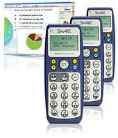 Інтерактивна система для голосування SMART Response PE