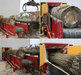 Стационарная дробилка древесины «DECM» (Германия), фото 2