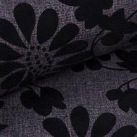 Мебельная ткань рогожка Фани Fany 01