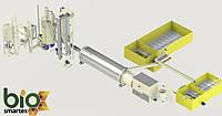 Линия гранулирования 1800-2200 кг/ч (Basic + A + P + 100 с.м.)