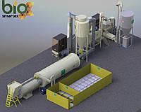 Линия гранулирования 2000-3000 кг/ч (Basic + A + P + 100 с.м.), фото 1
