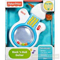 Игрушка fisher price гитара малыша