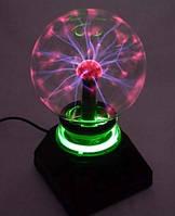 Плазменный шар — Plasma ball 5″, детский светильник, проданы тысячи