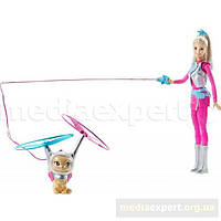 Кукла mattel кукла барби и летающий котенок dwd 24