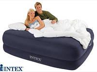 Надувная кровать Intex 66956 ИНТЕКС ( 152x203x56 см)Foam Top Bed. киев, фото 1