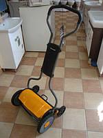 Газонокосилка FISKARS (113880)Газонокосилка Fiskars StaySharp™ Plus Reel Mower (113872)