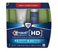 Набор для отбеливания Crest Pro-Health HD Daily Two-Step Toothpaste System двухшаговая очистка