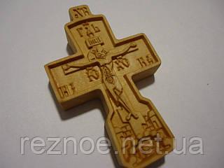 Нательный крест №04г