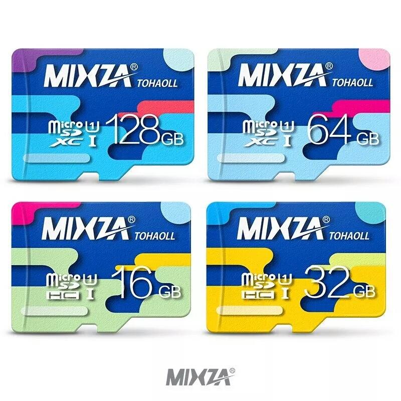 Карта пам'яті MIXZA TOHAOLL MicroSDHC 16GB Class 10