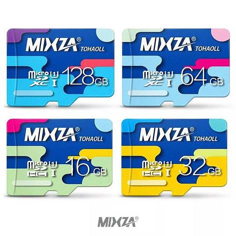 Карта пам'яті MIXZA TOHAOLL MicroSDHC 16GB Class 10, фото 2