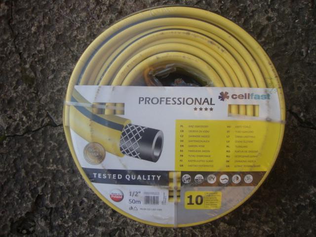 """Поливочный шланг Professional (Cellfast) 50 м. 1/2"""""""