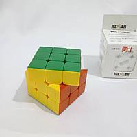 Головоломка Кубик Рубика 3х3 QiYi Color (кубик-рубика)