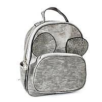 "Серый рюкзак ""Микки"""