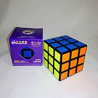Головоломка Кубик Рубика 3х3 ShengShou Aurora Black (кубик-рубика)