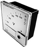 Вольтметр Э365, вольтметр ЭВ0302/1У вольтметр щитовой