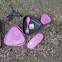 Туристическая посуда набор LunchKit Pinkmetal 41375410