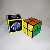 Головоломка Кубик Рубика 2х2 Shengshou Black (кубик-рубика)
