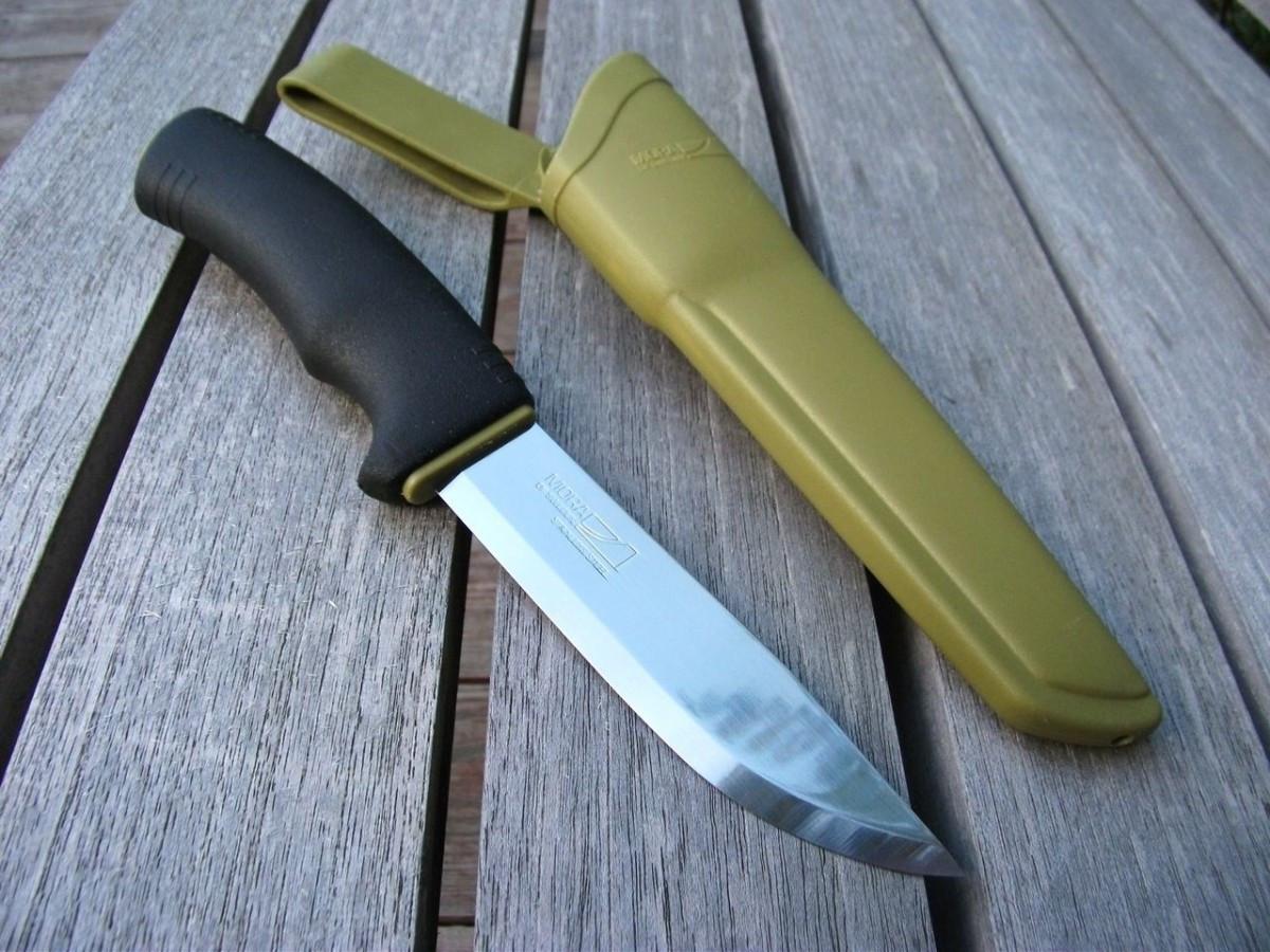 Нож Mora Bushcraft Force 11845