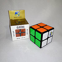 Кубик Рубика 2х2 Yuxin Gold (Кирин) Black (кубик-рубика)