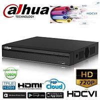 DAHUA DH-XVR4108HS (8-ми канальный penta-brid видеорегистратор)