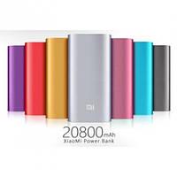 Внешний аккумулятор Power Bank Xiaomi (20800 mAh)