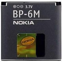 Аккумулятор (батарея) Nokia BP-6M (1100 mAh)