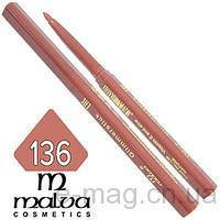 Mальва 300 карандаш мех № 136