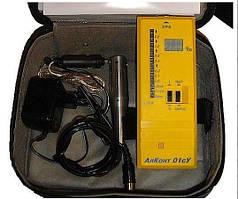 Алкометр (алкотестер) АЛКОНТ 01 CУ-U, Анализатор содержания паров алкоголя