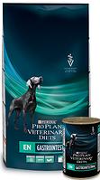PVD Canine EN Нарушениях работы желудочно-кишечного тракта, 1,5 кг