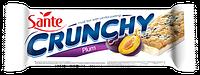 Заменитель питания Sante Crunchy Bar (40g plum)