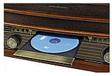 Ретро граммофон виниловый  Soundmaster, фото 6