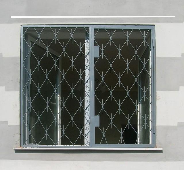 Решетки сварные на окна