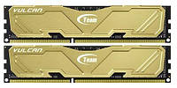 DDR3 2x8GB/1866 Team Vulcan Yellow (TLYED316G1866HC10SDC01)