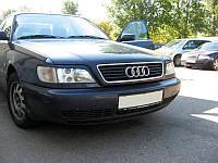 Реснички на фары Audi A6 C4 (Ауди)