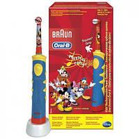 Щетка зубная электрическая Mickey Kids Oral-B