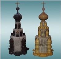 Светильник соляной Церковь