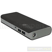 Powerbank platinet 42895 (13000 мач) черно-серый