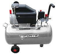 Компрессор Forte FL-2T50, 8 атм., 1.5 кВт