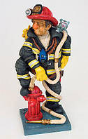 Статуэтка скульптора Guillermo Forchino - 85505 Пожарник