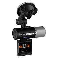 Видеорегистратор MYSTERY MDR-797DHR Black (2 камеры)