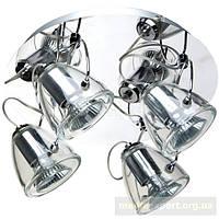 Светильник light prestige даля lp-763/4c серебряный