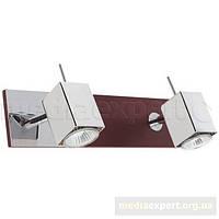Светильник light prestige casablanca 2 lp-3583/2w коричневый