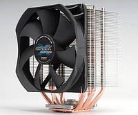 Кулер процессорный ZALMAN CNPS10 X Performa + Socket 2011,1366,1156/55/51/50,775, FM1/2, AM3/3+, AM2/2+