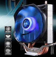 Кулер процессорный ZALMAN CNPS7 X LED+ Socket 1366,1150/51/55/56,775, FM1/2, AM3+/3, AM2+/2