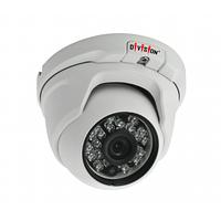 Купольная IP видеокамера Division DE-125IR24IP 1Мп