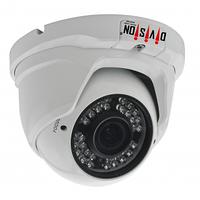 Купольная IP видеокамера Division DE-125VFIR36IP 1Мп
